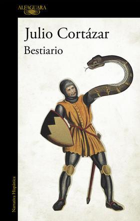 Bestiario (Julio Cortázar) (TAPA BLANDA)