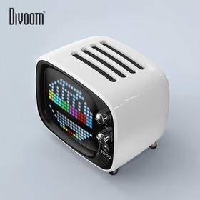 【风靡全球的网红音箱】divoom Tivoo无线蓝牙小音箱 像素游戏