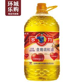 多力必需脂肪酸调和油5L-282117