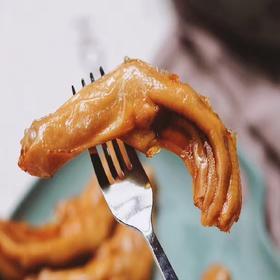 吃货必备蜜汁鸭爪150g*5支/包*6包 秘汁卤制 香酥入骨 FX