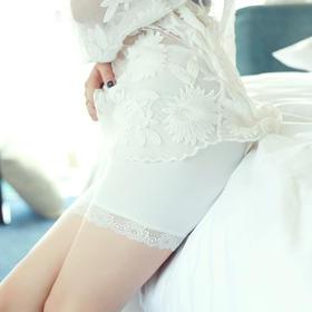 冰丝三分裤大码女士性感纯棉中腰安全裤防走光内裤