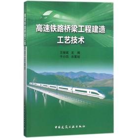 高速铁路桥梁工程建造工艺技术