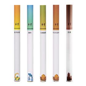 华聿便携式电子烟 单支装 5种口味3种浓度可选