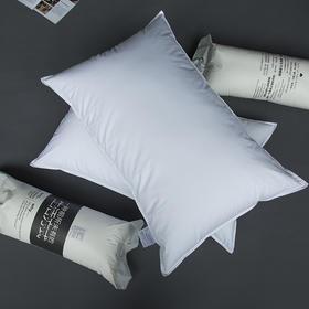 【出口日本】无印卷筒羽绒超轻枕  深度睡眠伴侣  舒缓脊椎疲劳 抑菌防螨