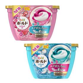 日本宝洁洗衣球 3D洗衣凝珠18粒