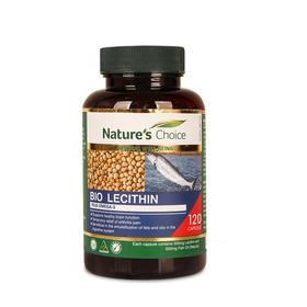 澳洲自然优选卵磷脂OMEGA3二合一胶囊 120粒