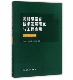 高能级强夯技术发展研究与工程应用(2006~2015)