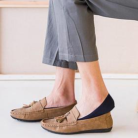 【脚踝上的绅士品质 告别直男癌】日本Mine Craft男士船袜 隐形不掉跟 吸汗透气 抗过敏 防滑 多色多款可选