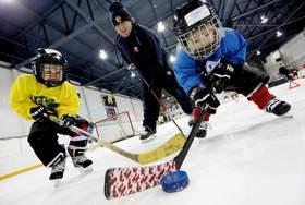 加拿大少年冰球夏令营+落基山国家公园亲子活力营