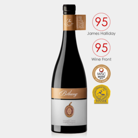 优雅感人 双95分 Top100热门酒款 拿奖拿到手软 | 贝丝妮酒庄 庄主陈酿 西拉干红2014