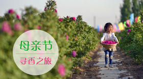 【母亲节特辑】5.13寻香之旅---给妈妈最美丽的礼物