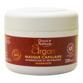 法国Douce Nature 摩洛哥阿甘油滋养修复护发发膜200 ml