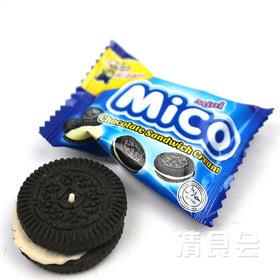 【清真】马来西亚进口饼干   迷你夹心饼干 mico  一袋400克左右