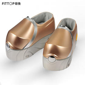 fittop非兔足底按摩器脚底揉捏指压穴位家用电动智能全自动足疗