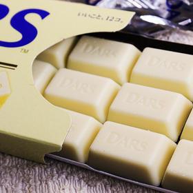森永DARS白巧克力42.2克12粒
