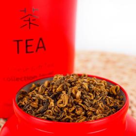 金芽红碧螺 | 2019年云南特级滇红茶  | 茶叶