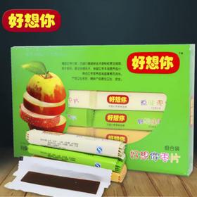 限武汉地区销售丨好想你混装枣片  360g/盒