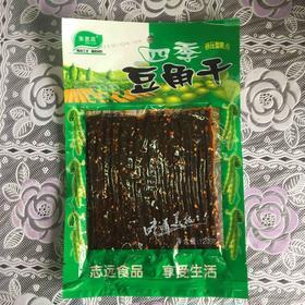 四季豆角干 辣条 120g