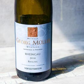 GEORG MULLER雷司令半甜白葡萄酒