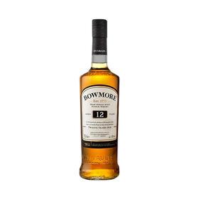波摩12年艾莱单一麦芽苏格兰威士忌700毫升