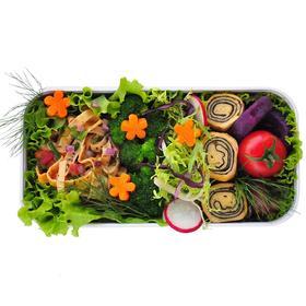 自然心意有机素食友好便当(有机展期间现场取餐)