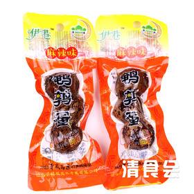 【清真】青海循化 伊巷鹌鹑蛋   麻辣味   30g*10袋装