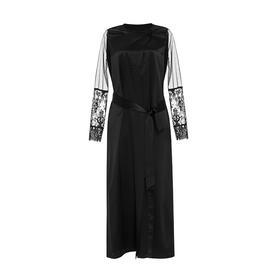 MANITO 蕾丝长睡袍