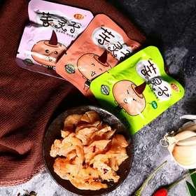 芋灵子雪魔芋散装500g休闲零食办公室零食开袋即食
