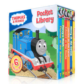 英文原版 Thomas and Friends Pocket Library 托马斯朋友口袋书
