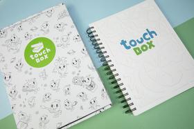 孩子爱的[涂鸦本] Touchbox小创客明星单品