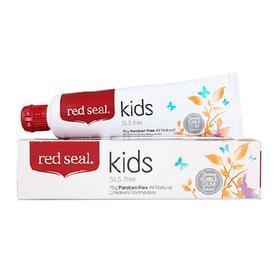 【澳洲直邮】新西兰 red seal红印儿童牙膏100g