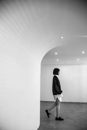 LEEWAY·谢 山水间— 丝麻 圆领水袖套头衫