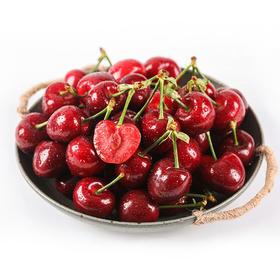 御农优品 新鲜大樱桃国产车厘子1kg装水果 美早 约26-28mm 2斤装