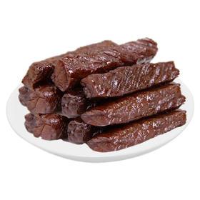 【内蒙风味】内蒙风干牛肉干 被誉为成吉思汗的行军粮 159元500g  集聚牛肉之精华