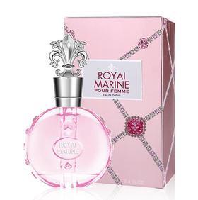 【ROMANTIC PARTY】跨境专供 ROYAL皇家女士香水100ml 璀璨红宝石清新持久淡香水学生 | 基础商品