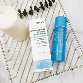 DR.WU/达尔肤 玻尿酸保湿化妆水 150ml