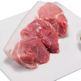 徽名山 有机土猪肉汤骨 350+肋排+前腿
