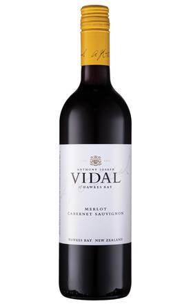 威杜庄园梅洛赤霞珠混酿干红葡萄酒 2016/Vidal Estate Merlot Cabernet Sauvignon 2016