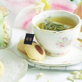 【英式下午茶】茉莉绿茶