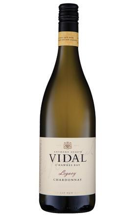 威杜庄园传奇霞多丽干白葡萄酒 2016/Vidal Legacy Chardonnay 2016