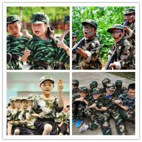 【我是小军官】南京国防园军事体验1日营开始报名啦!