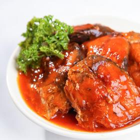 多尊风味茄汁鲐鱼