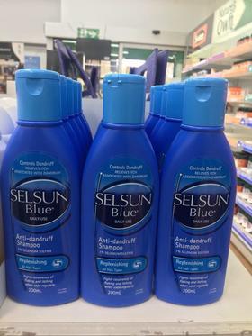 Selsun去屑洗发水