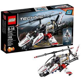 乐高机械组 42057 超轻型直升机 LEGO 积木玩具粉丝收藏男孩女孩