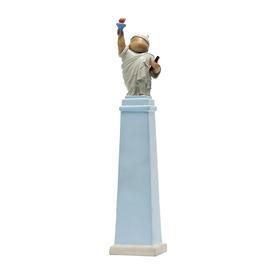 稀奇艺术 mini自由男神雕塑