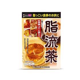 日本Yamamoto Kanpo/山本汉方脂流茶24包/盒