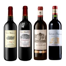 【精选】从餐酒到列级名庄的进阶之旅,一个套装喝懂法国葡萄酒