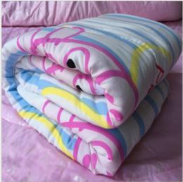 【床上用品】儿童被可水洗棉夏凉被幼儿园空调被小猪菠萝小狗卡通夏被