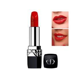 法国Dior/迪奥烈焰蓝金唇膏999#哑光版