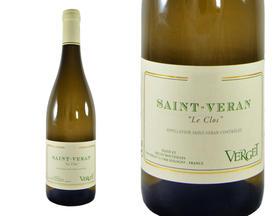 """【闪购】南部豪杰圣维朗利高干白葡萄酒 2014/Domaine Verget Saint Veran """"Le Clos"""" Blanc 2014"""